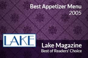 lakemagazine-BestAppetizerMenu
